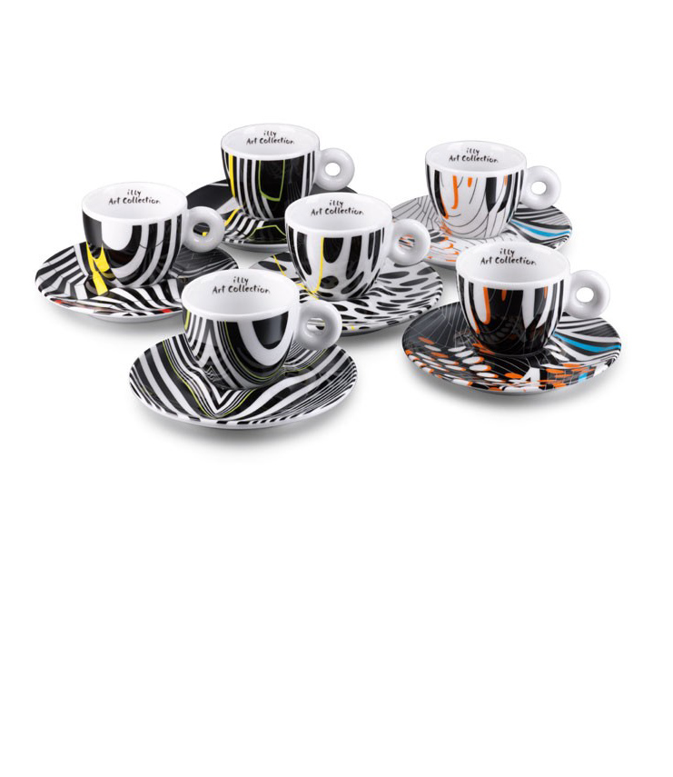 illy Art Collection Tobias Rehberger