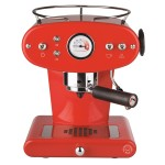 illy x1 trio - rood