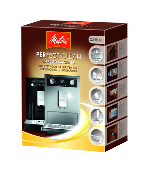 Melitta Ontkalker - Perfect Clean Care Set